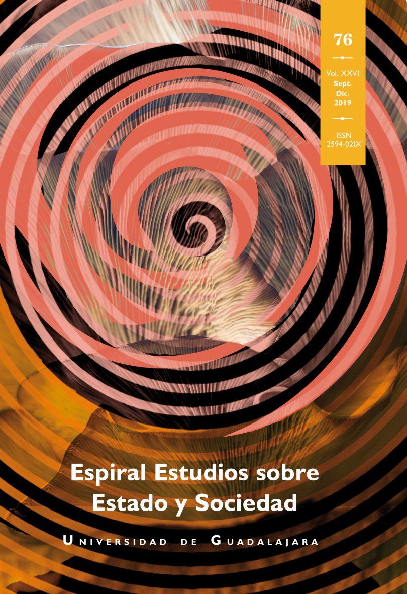 Espiral. Estudios sobre Estado y Sociedad, núm. 76