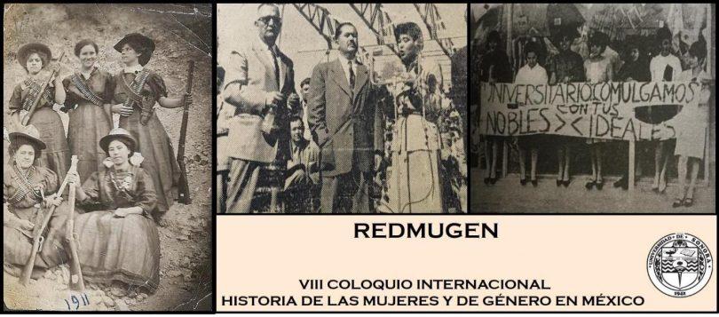 """VIII Coloquio Internacional """"Historia de las Mujeres y de Género en México"""""""