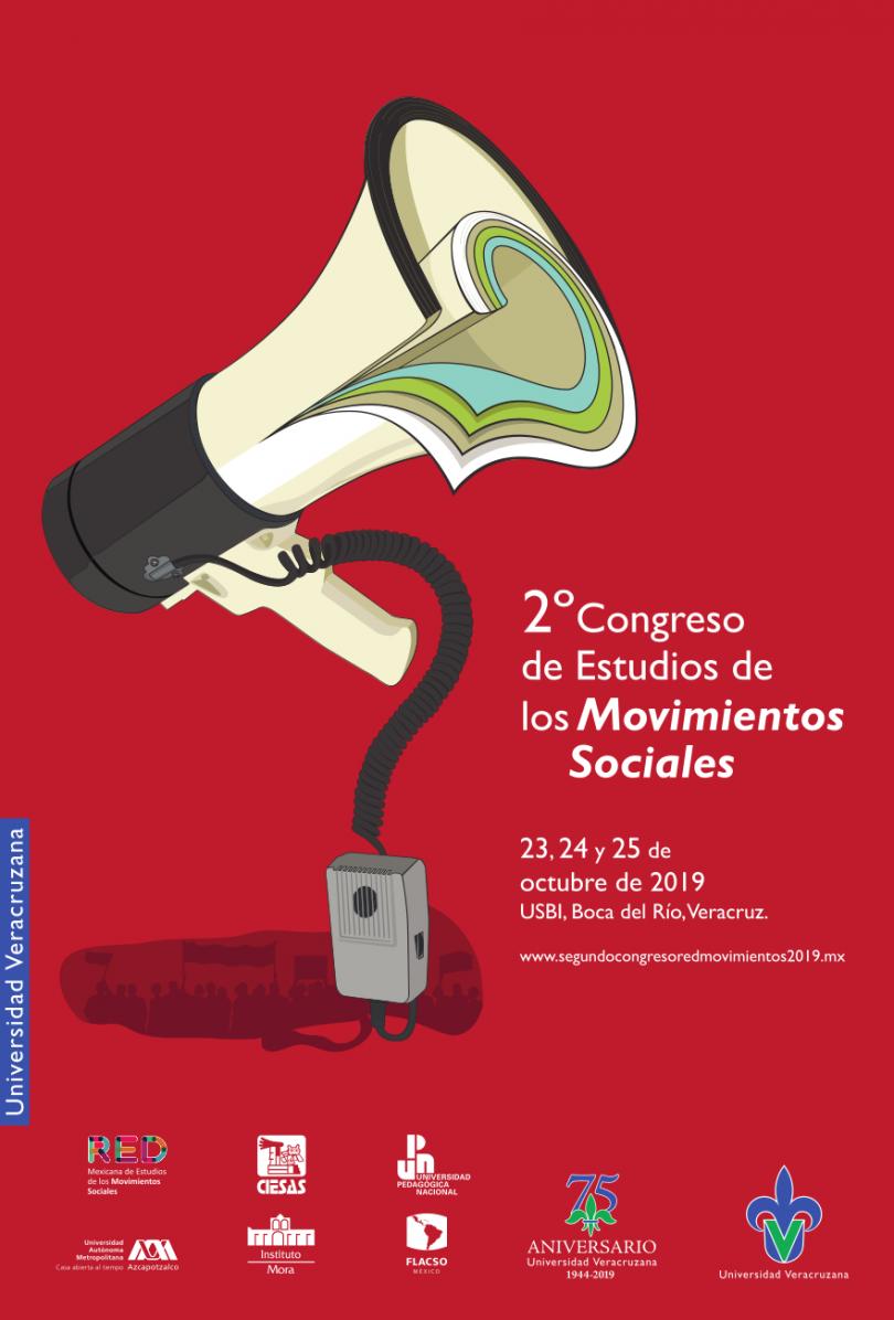 Programa II Congreso Nacional de Estudios de los Movimientos Sociales