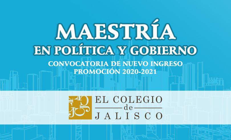 Maestría en Política y Gobierno