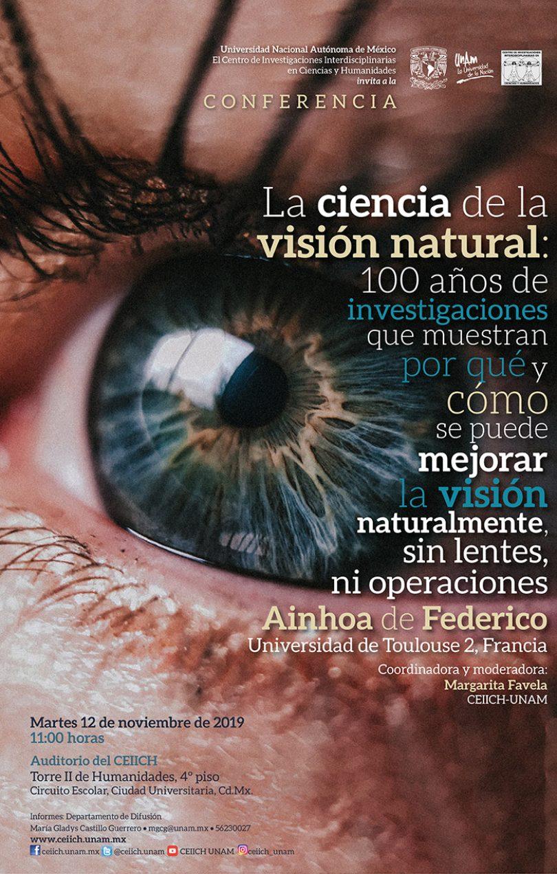 La ciencia de la visión natural