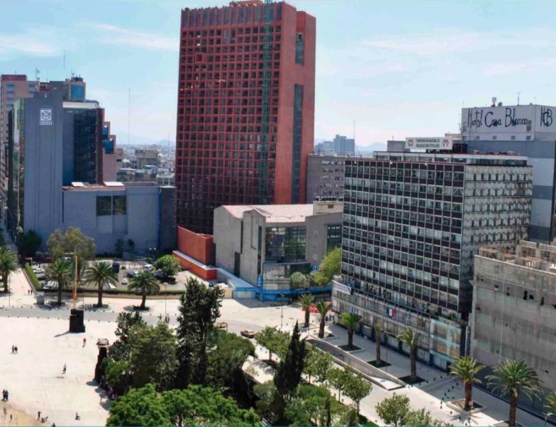 Inventario de la Ciudad de México: presente y futuro de su gente