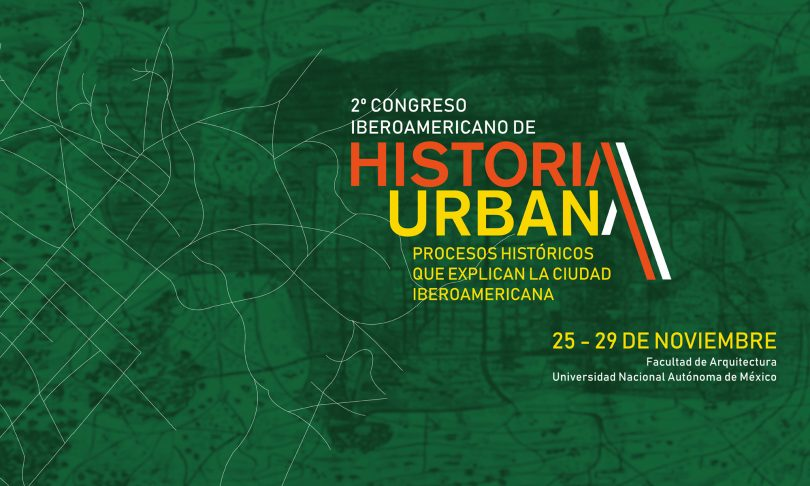 2° Congreso Iberoamericano de Historia Urbana