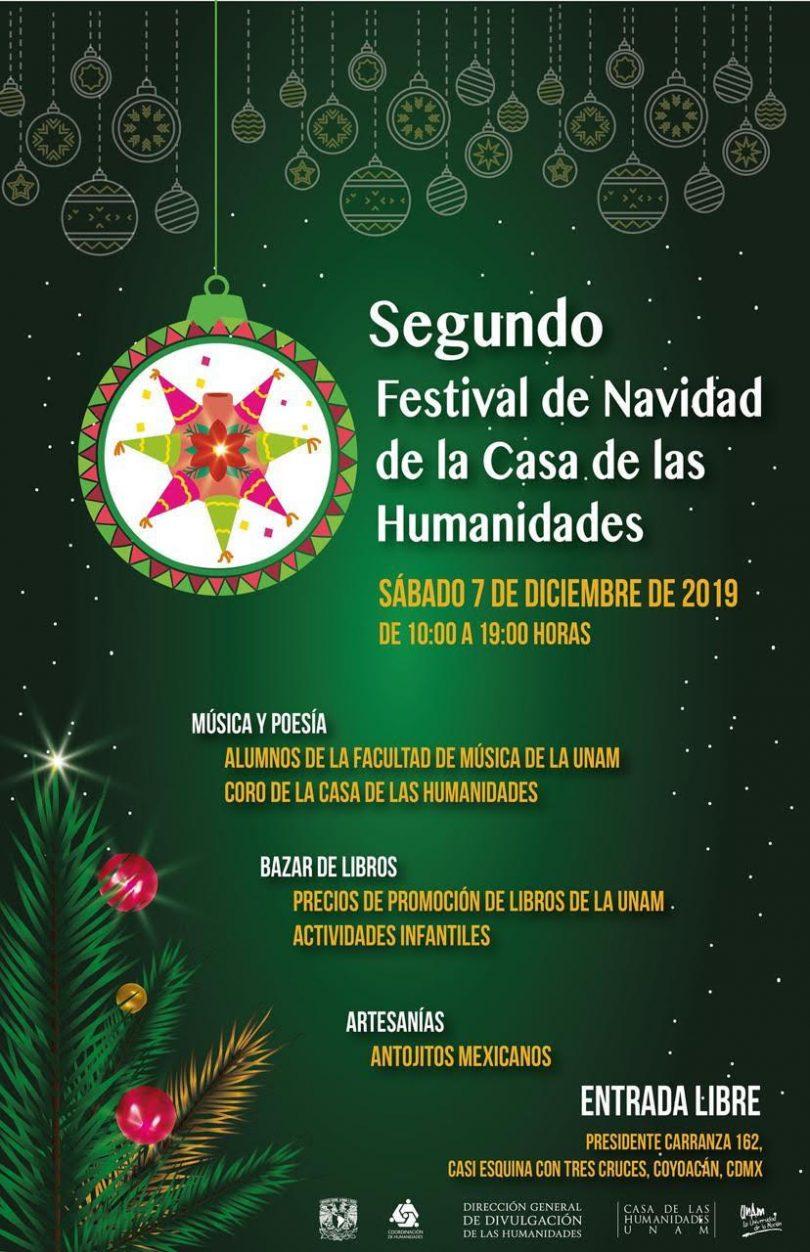 Festival de Navidad de la Casa de las Humanidades