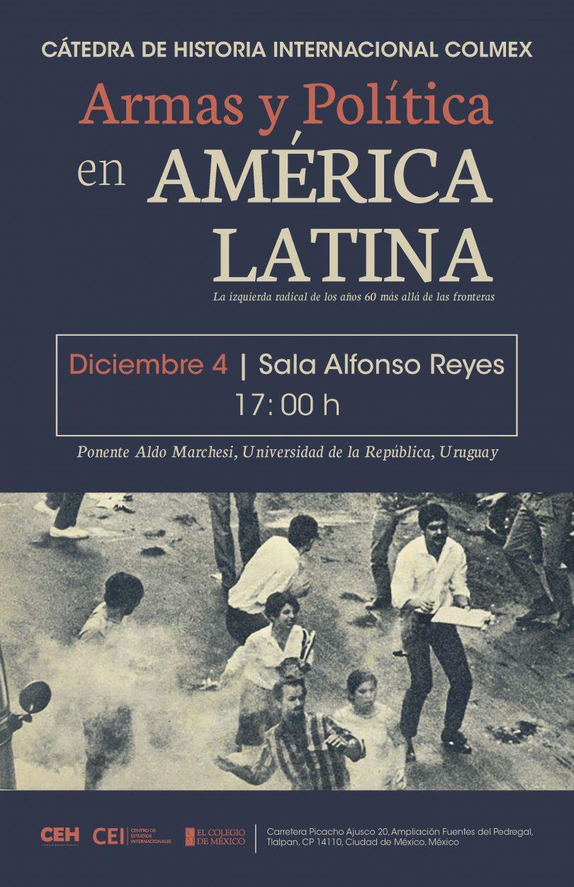 Armas y política en América Latina