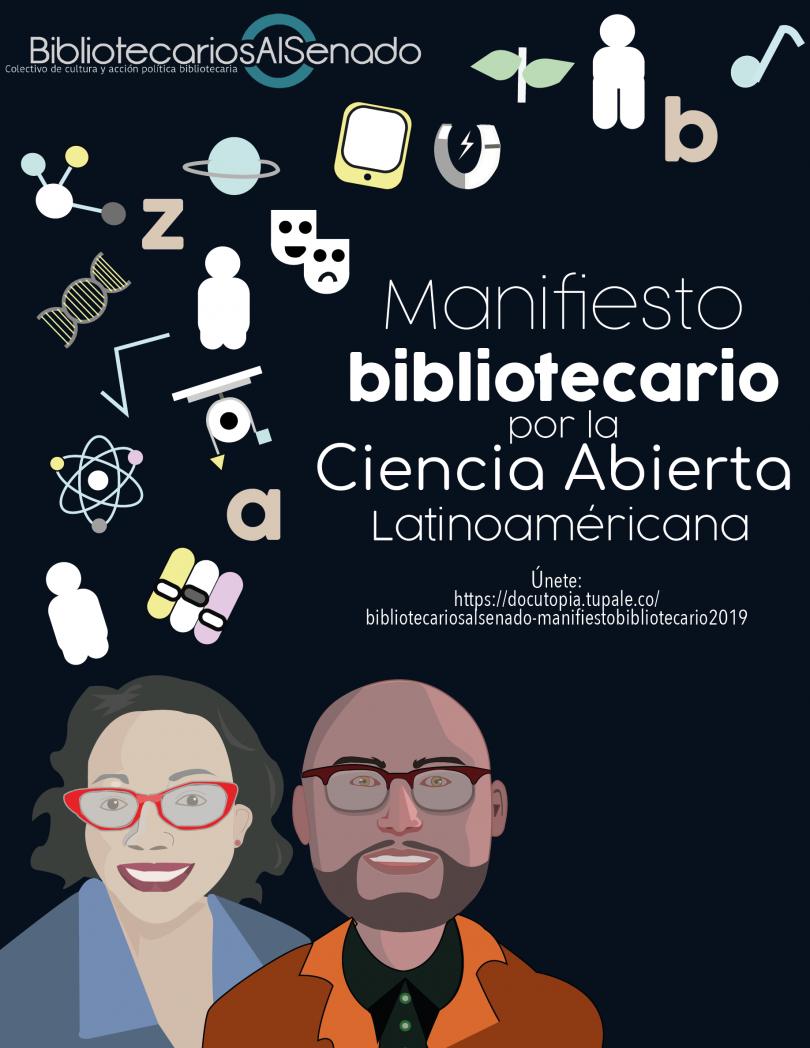 Manifiesto bibliotecario por la Ciencia Abierta en América Latina