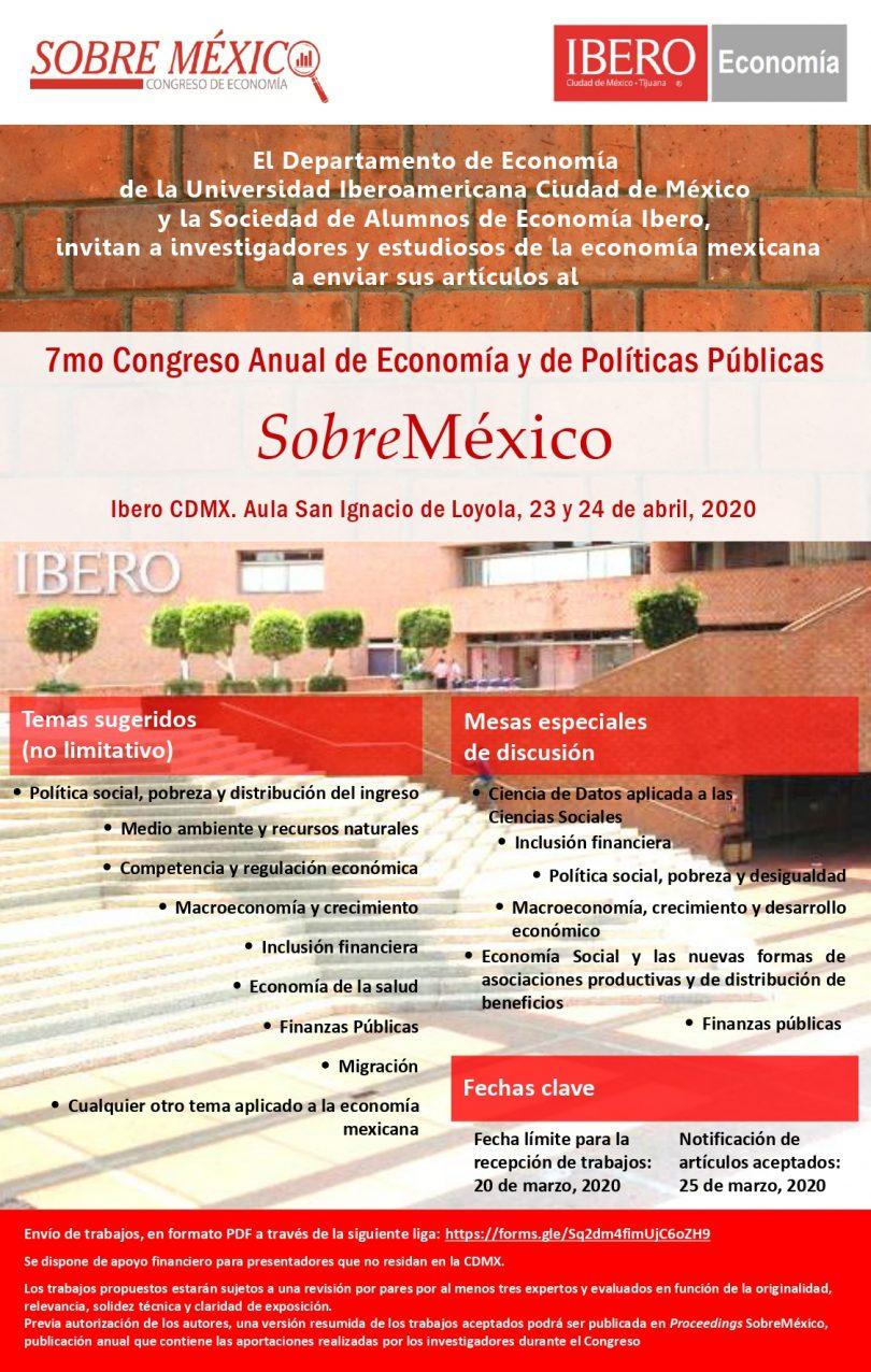 7mo Congreso Anual de Economía y Políticas Públicas