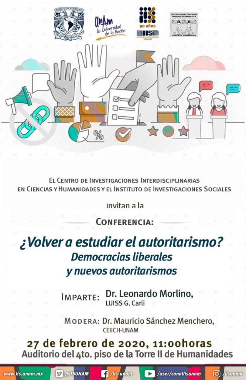 ¿Volver a estudiar el autoritarismo?