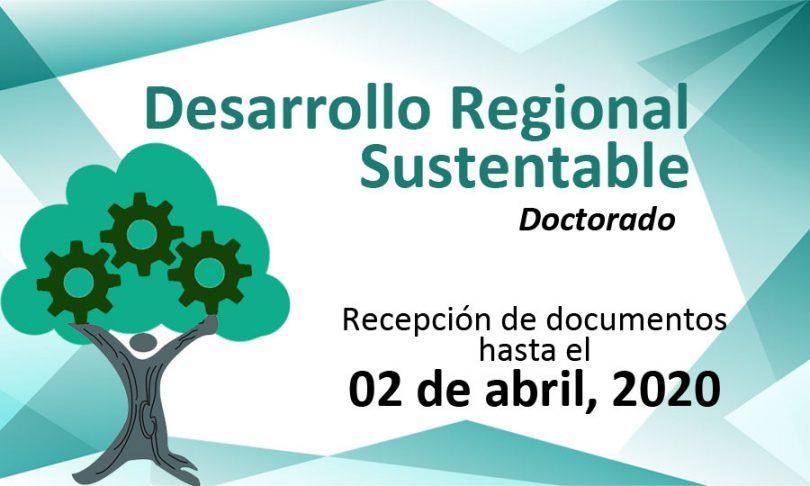 Doctorado en Desarrollo Regional Sustentable