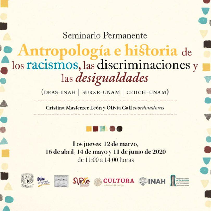 Antropología e historia de los racismos