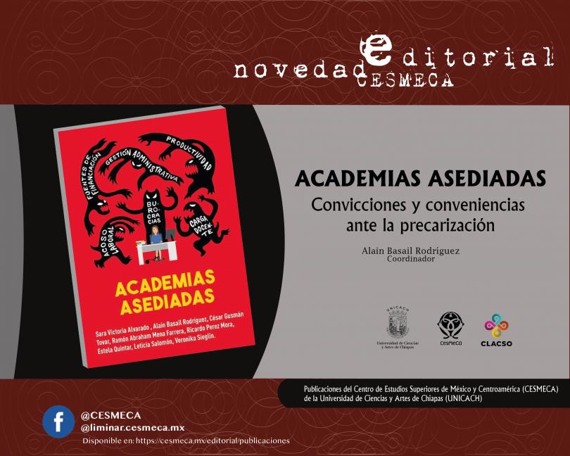 Academias asediadas | Alain Basail