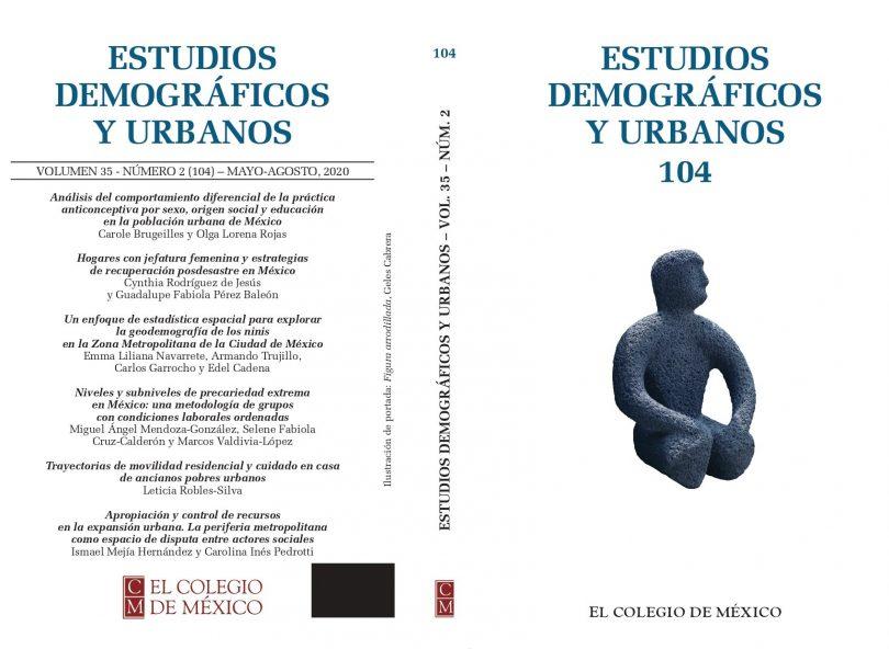 Estudios Demográficos y Urbanos, vol. 35, núm. 2
