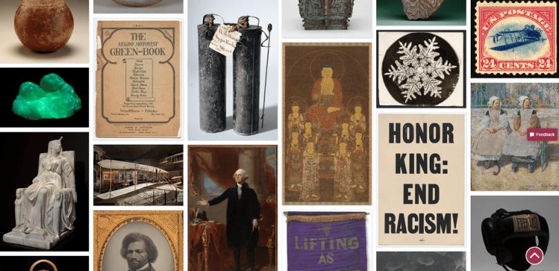 El Smithsonian libera 2,8 millones de imágenes a dominio público