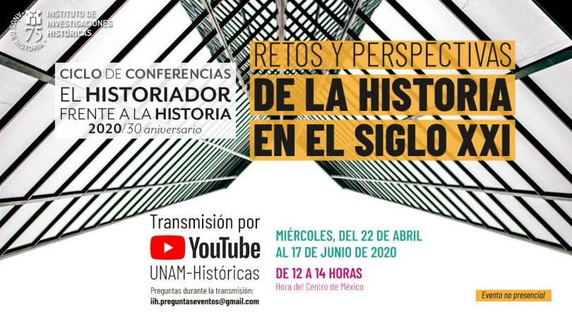 El Historiador frente a la Historia 2020 / 30 aniversario