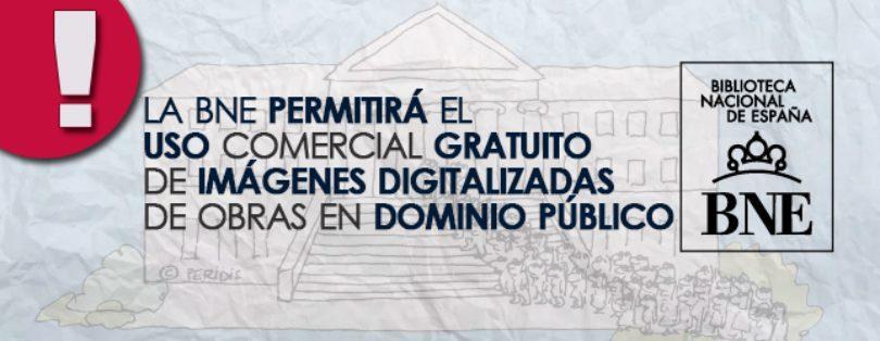 Biblioteca Nacional de España libera imágenes digitalizadas