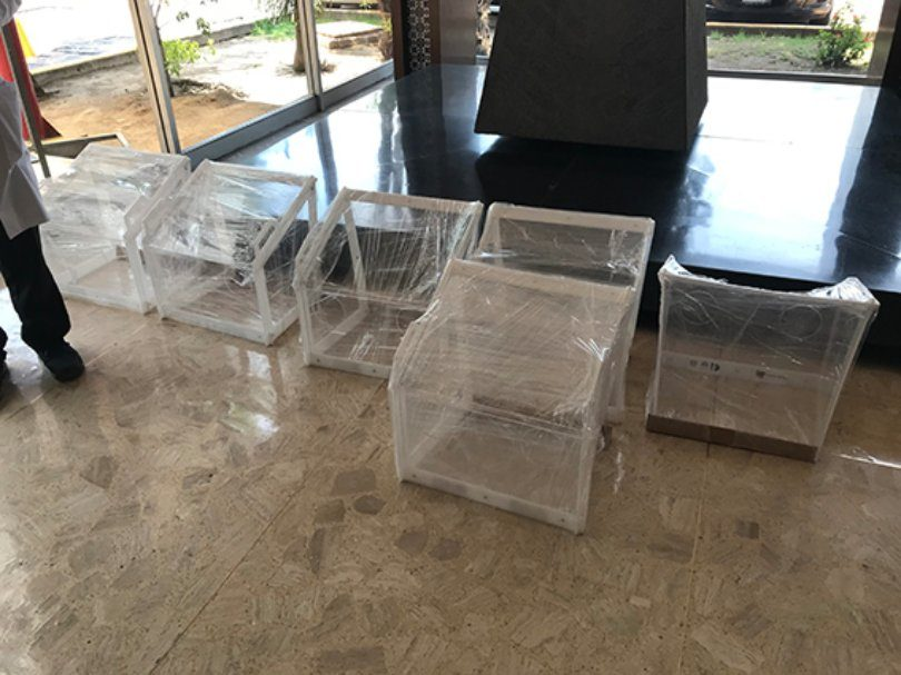 Proyecto cajas protectoras de intubación-UNAM