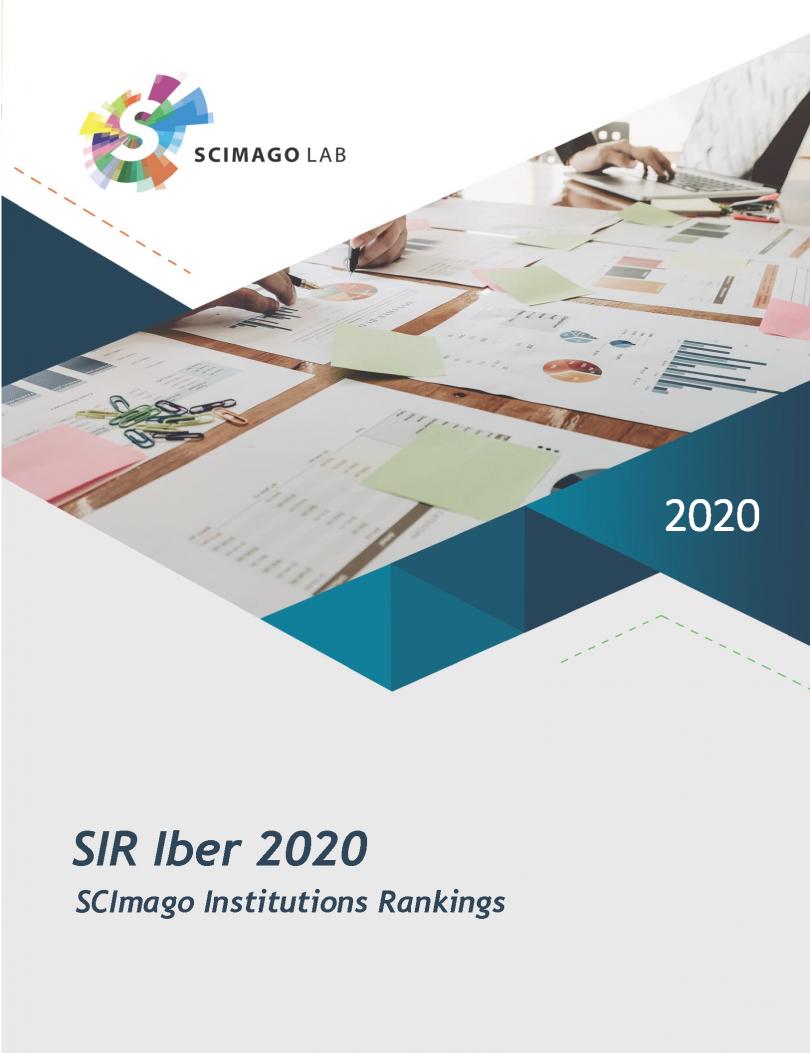 SIR Iber 2020 - SCImago Institutions Rankings