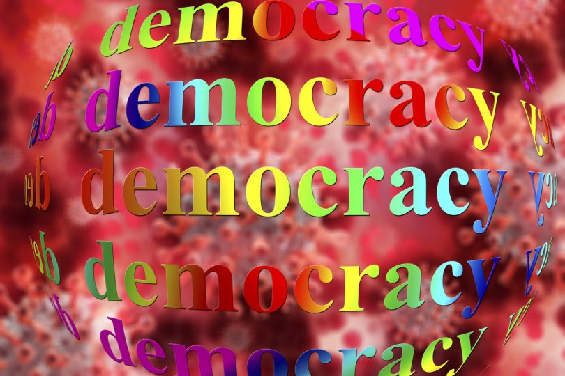 COVID-19 and the structural crisis of liberal democracies