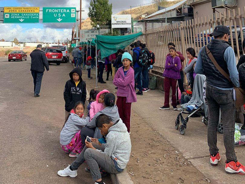 Migration, the U.S. – Mexico Border, and Covid-19
