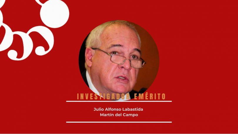 Emeritazgo del Dr. Julio Labastida