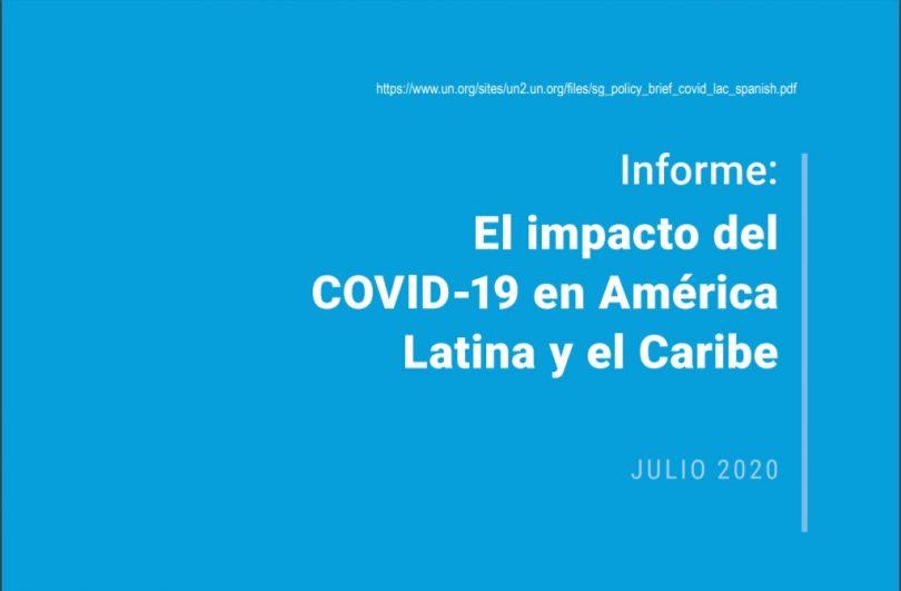El impacto del COVID-19 en América Latina y el Caribe