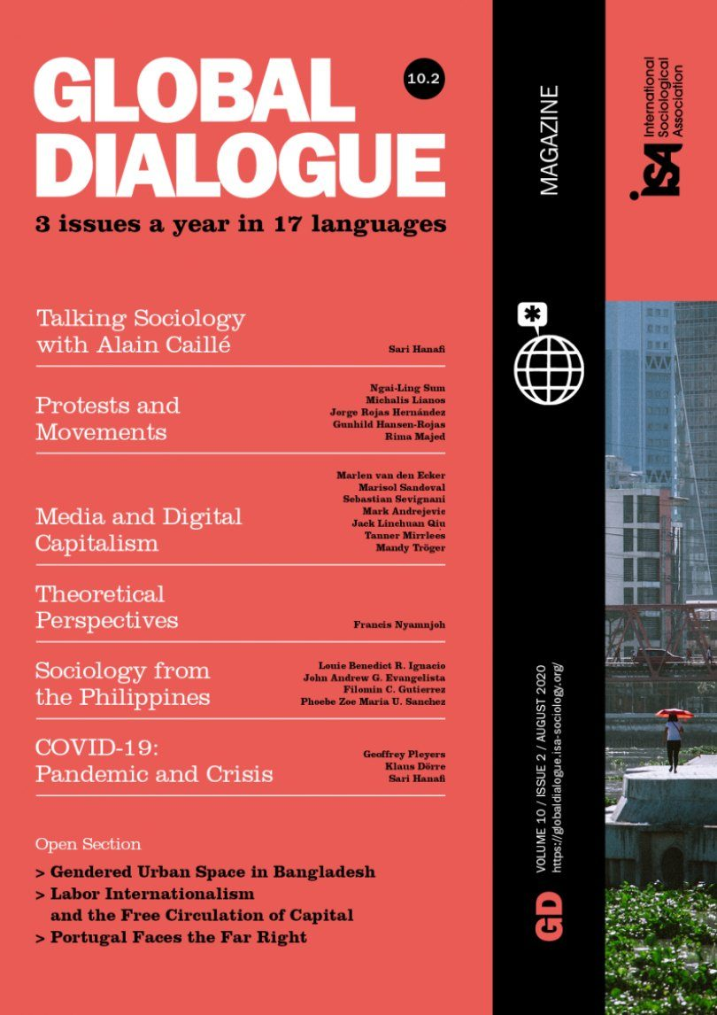 Global Dialogue, vol. 10, Issue 2