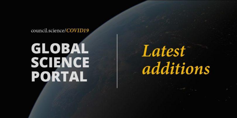 COVID-19 Global Science Portal