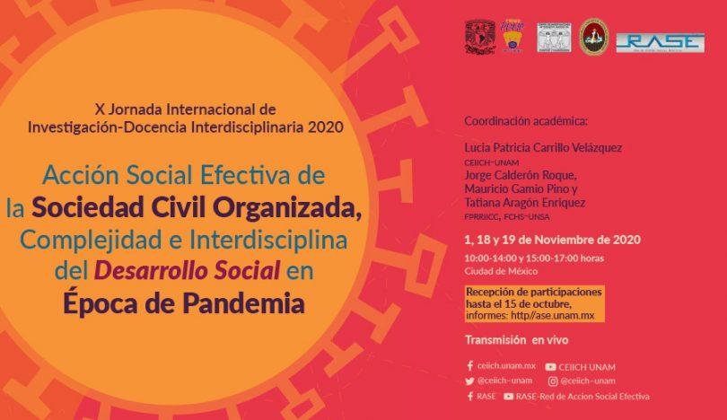 Acción Social Efectiva de la Sociedad Civil Organizada