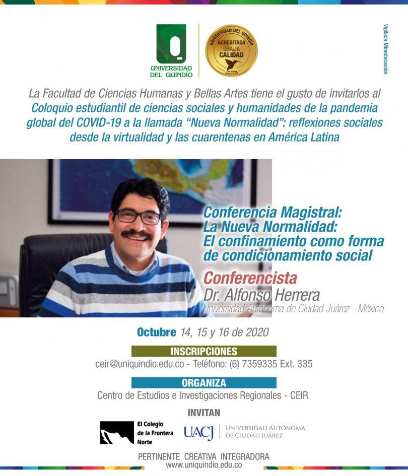 Coloquio Estudiantil de Ciencias Sociales y Humanidades
