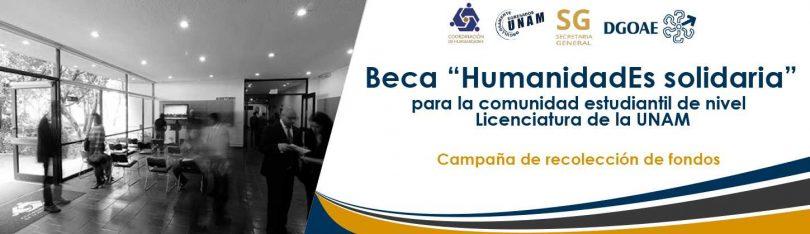 Beca HumanidaES Solidaria