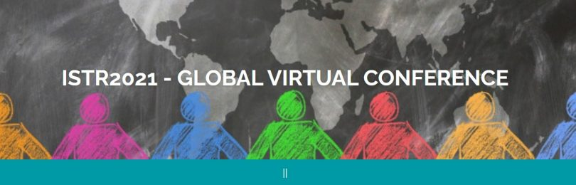 ISTR 14th International Conference a fully virtual event.