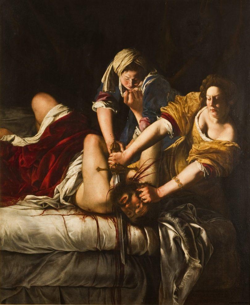 Artemisia Gentileschi, la pintora que visibilizó la violencia de género
