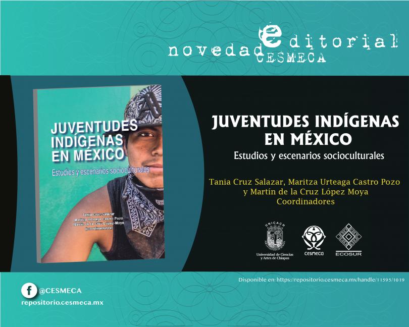 Juventudes indígenas en México. Estudios y escenarios socioculturales