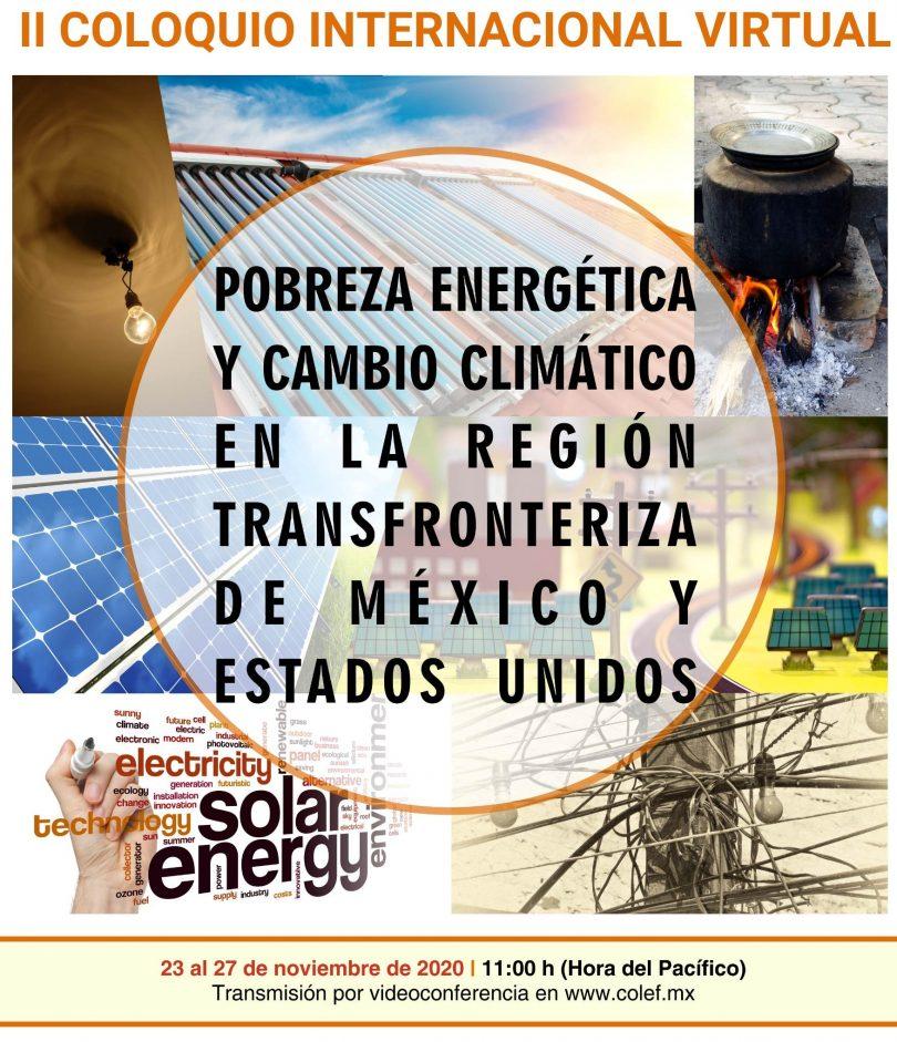 Pobreza Energética y Cambio Climático en la Región Transfronteriza