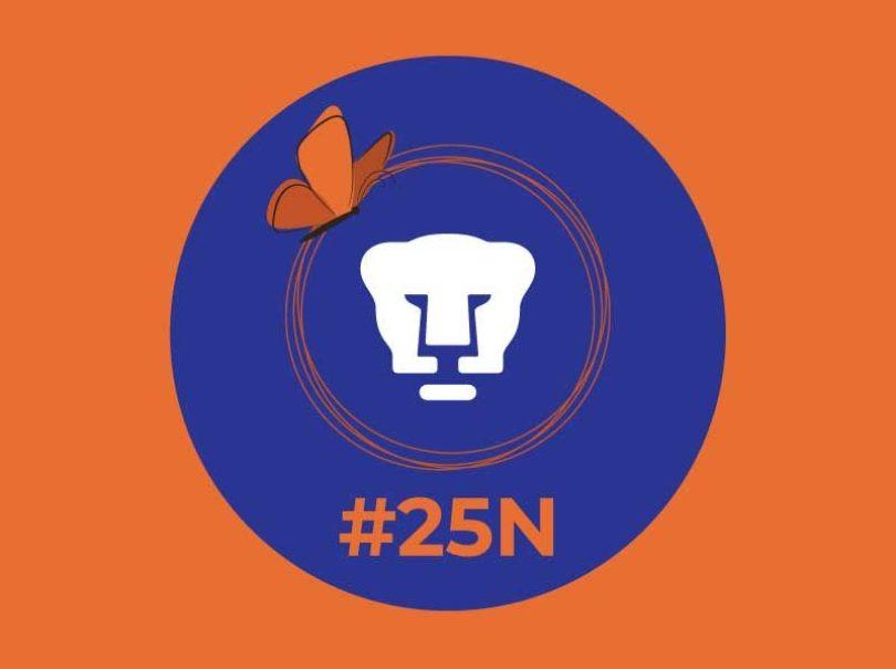 Actividades y convocatorias #25N UNAM