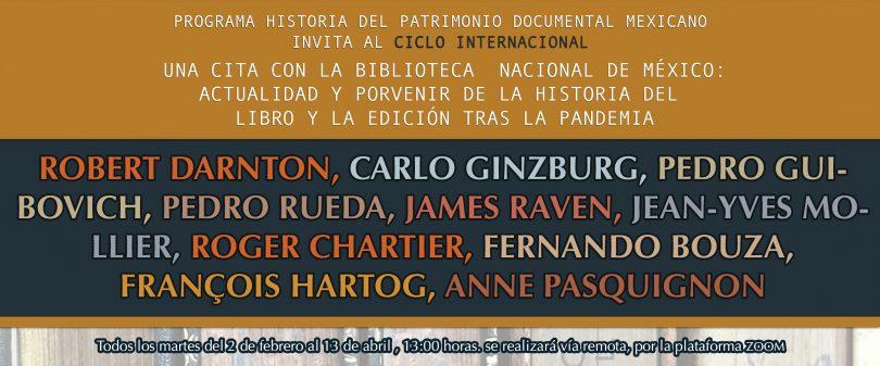 Una cita con la Biblioteca Nacional de México