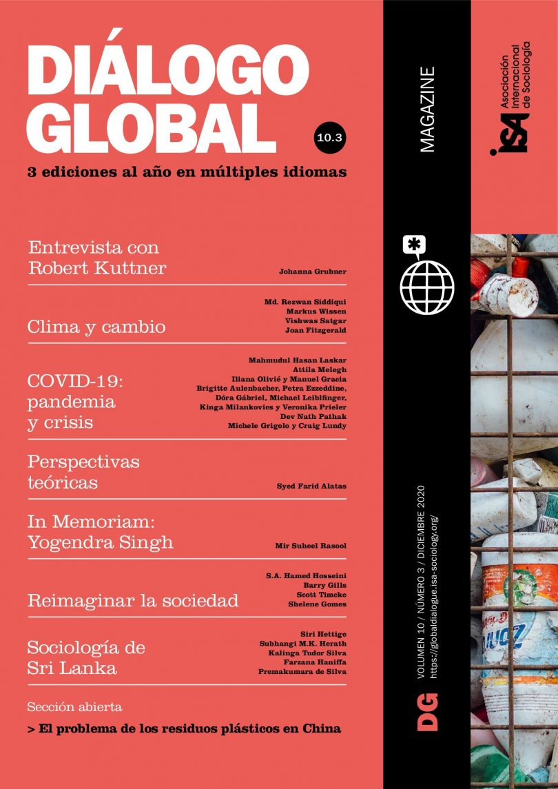 Global Dialogue, vol. 10, Issue 3