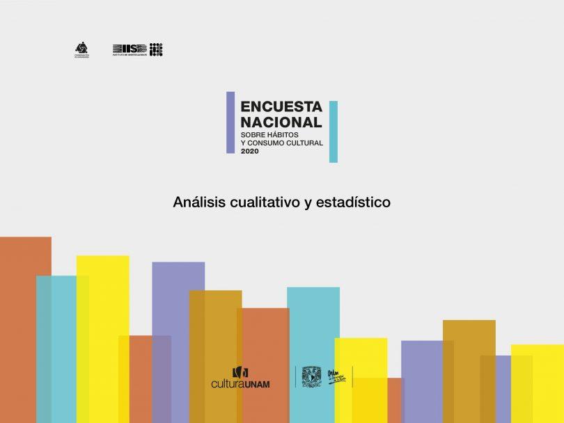 Encuesta Nacional sobre Hábitos y Consumo Cultural 2020