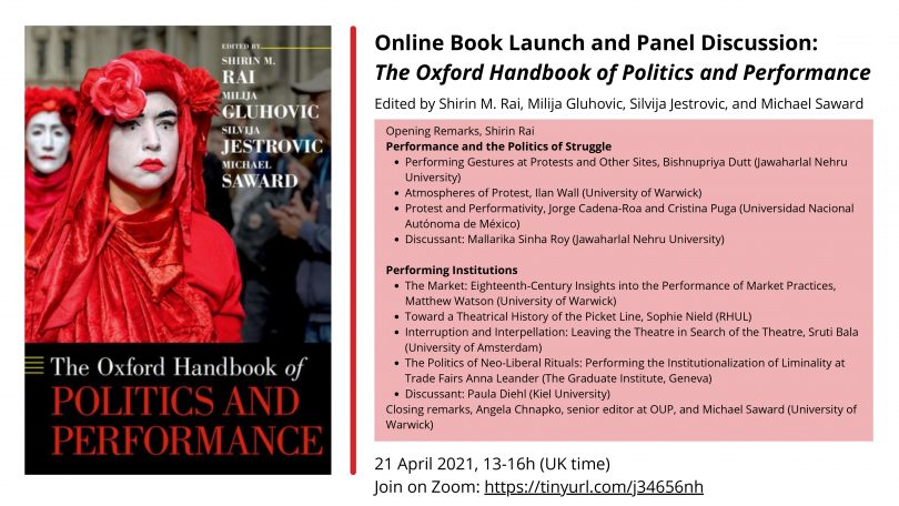 The Oxford Handbook of Politics and Performance