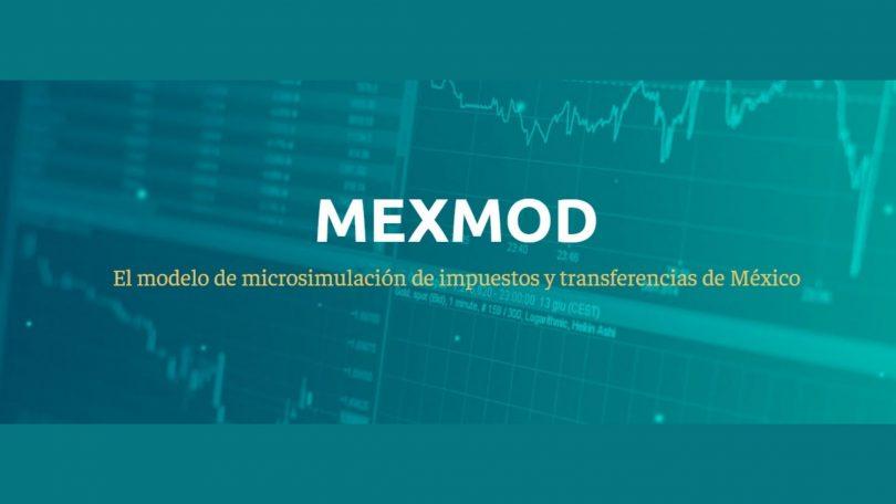 MEXMOD. Microsimulación de impuestos y transferencias