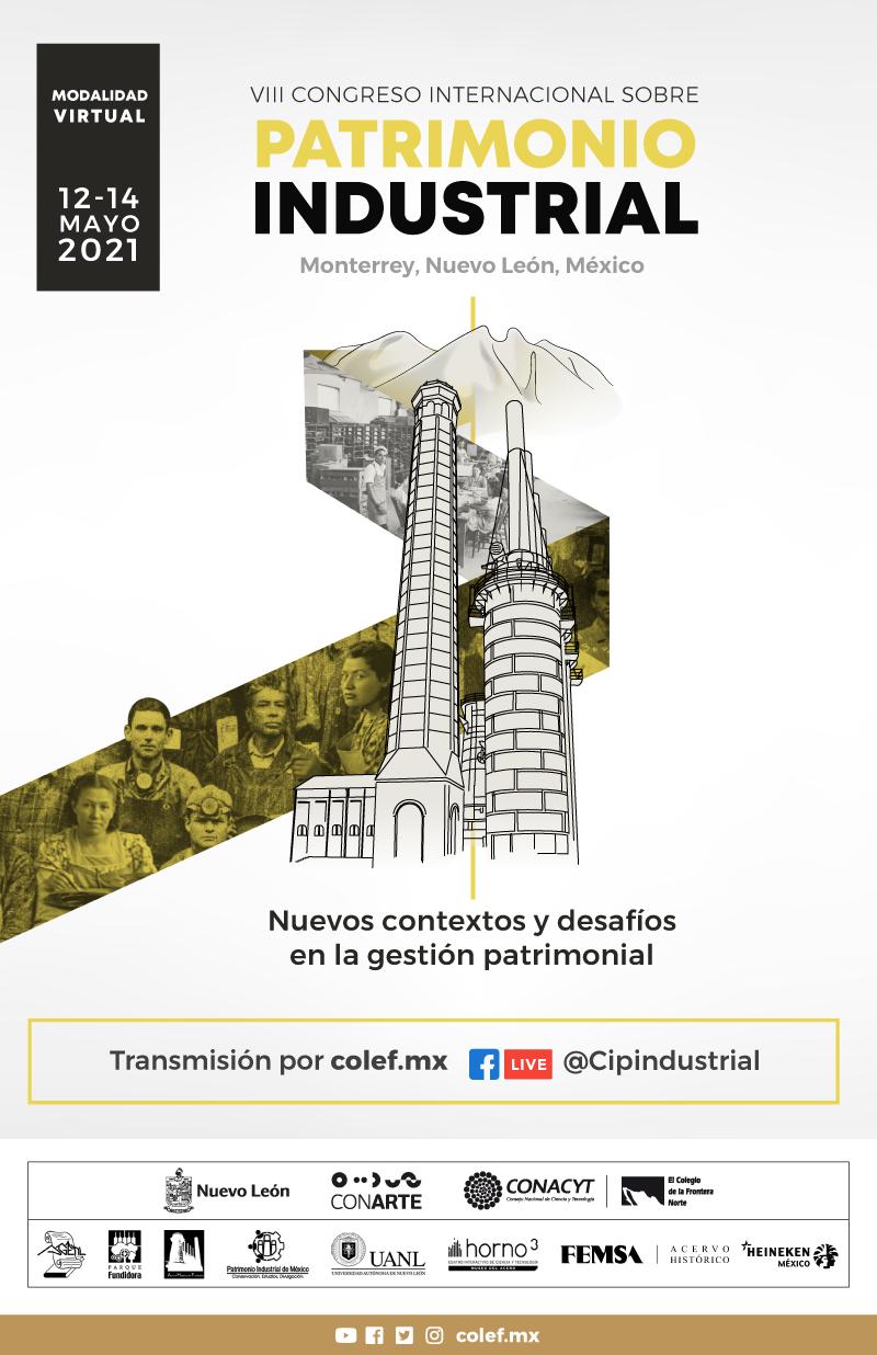 VIII Congreso Internacional sobre Patrimonio Industrial