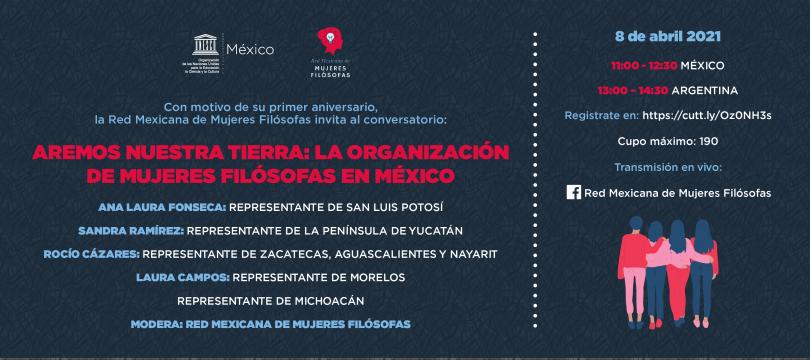 Aremos nuestra tierra: la organización de mujeres filósofas en México