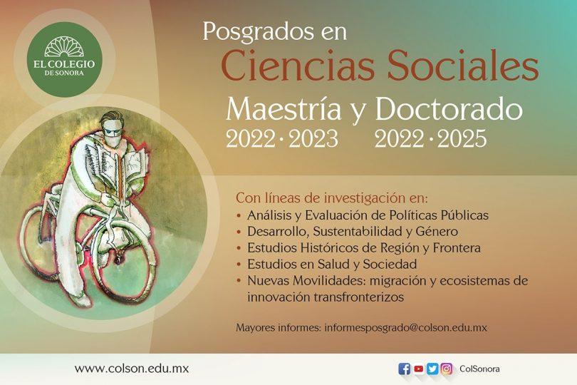 Maestría en Ciencias Sociales, XIX promoción