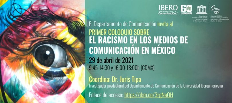 1er Coloquio sobre el racismo en los medios de comunicación