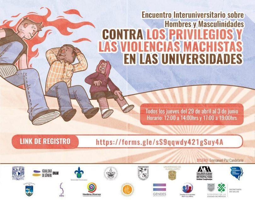 Encuentro Interuniversitario sobre hombres y masculinidades