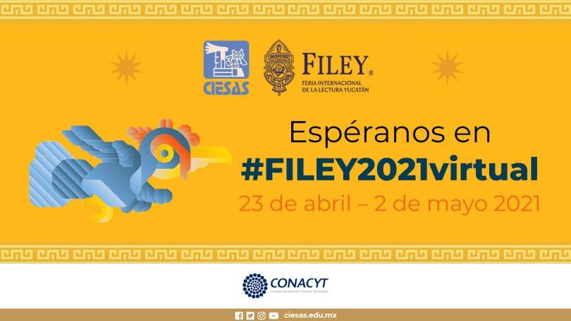 Feria Internacional de la Lectura Yucatán 2021