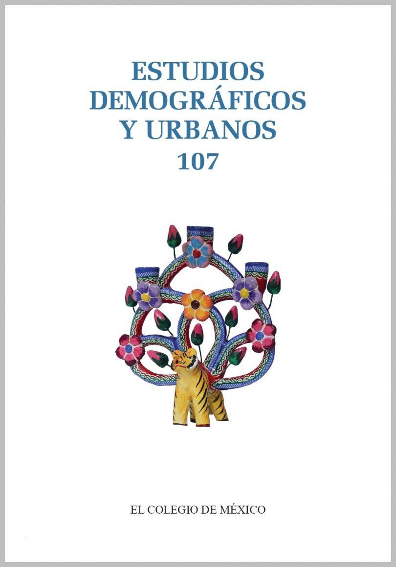 Estudios Demográficos y Urbanos, vol. 36, núm. 2