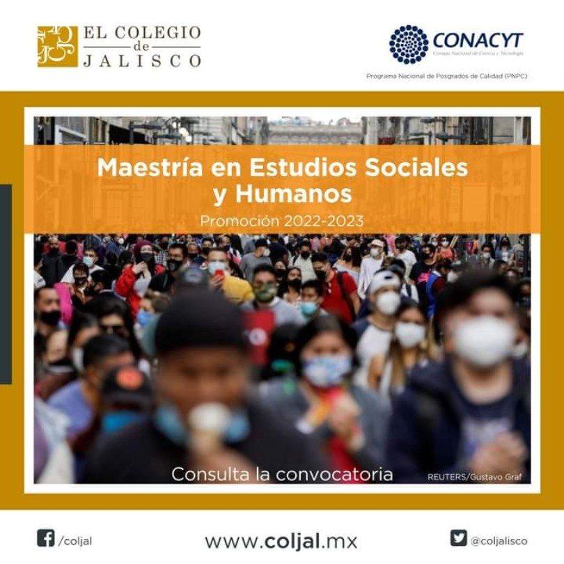 Maestría en Estudios Sociales y Humanos