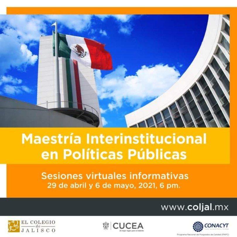 Maestría Interinstitucional en Políticas Públicas