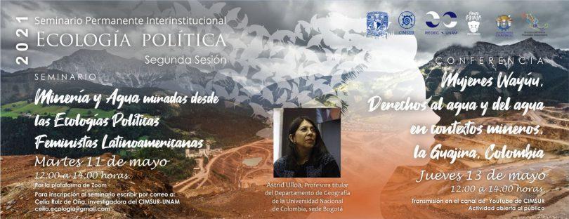 Minería y agua miradas desde las ecologías políticas feministas latinoamericanas